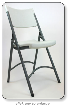 highly rated as a comfortable folding chair